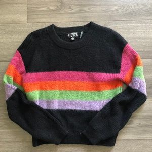 Veda Wolfe Sweater in Black